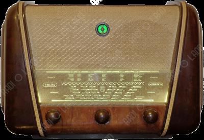 Philips 404A Jóbarát